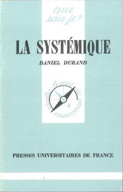 Couverture d'ouvrage: La systémique