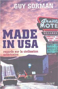 Couverture d'ouvrage : Made in USA