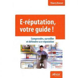 Couverture d'ouvrage: E-réputation, votre guide !