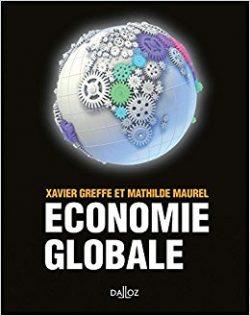 Couverture d'ouvrage: Économie globale