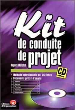 Couverture d'ouvrage: Kit de conduite de projet