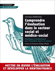 Couverture d'ouvrage: Comprendre l'évaluation dans le secteur social et médico-social