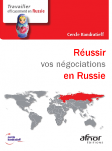Couverture d'ouvrage: Réussir vos négociations en Russie