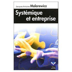 Couverture d'ouvrage: Systémique et entreprise