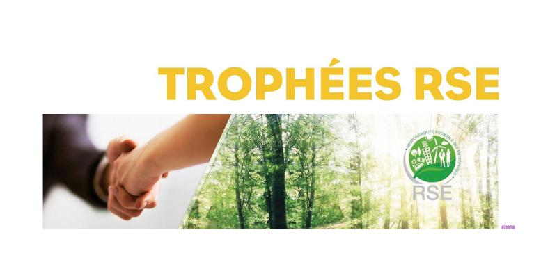 15/10/2018: Cérémonie de remise des trophées RSE de Bourgogne Franche-Comté au Conseil régional à Dijon (21)