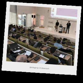 25/04/2019 à 8h30 > Evènement Partenaire : #QuarksSafetyDay 2019 à Besançon