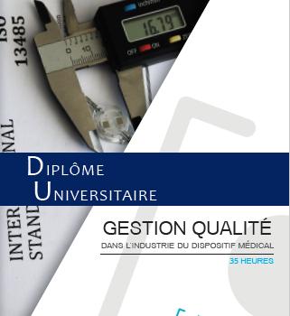 Un DU Gestion de la qualité dans le domaine médical à Besançon