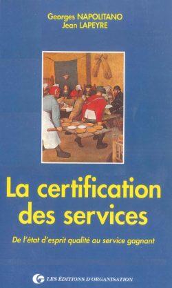 La certification des services