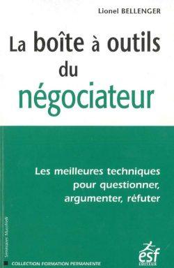 La boite à outils du négociateur