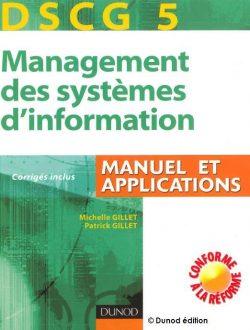 Manuel d'application : Management des systèmes d'information