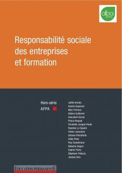 Responsabilité sociétale des entreprises et formations
