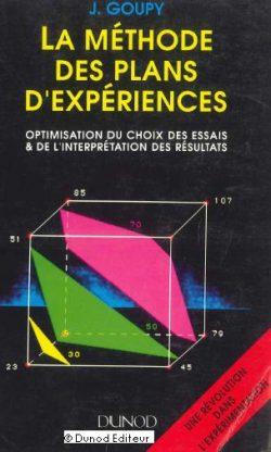 La méthode des plans d'expériences