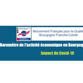 Participez au baromètre régional de l'impact du Covid-19 sur l'activité économique