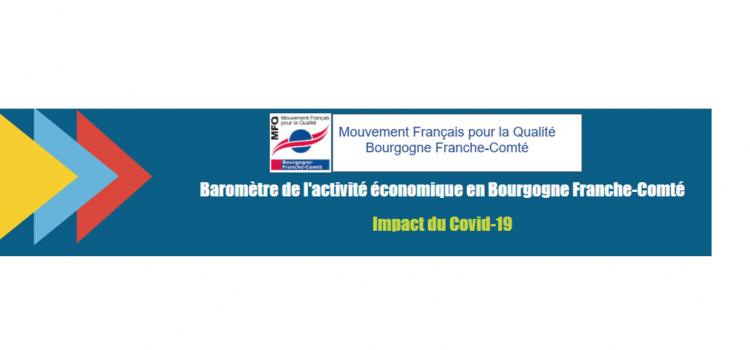 Participez au baromètre régional de l'impact du Covi-19 sur l'activité économique