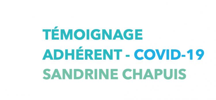 Témoignage de Sandrine Chapuis – Acilone