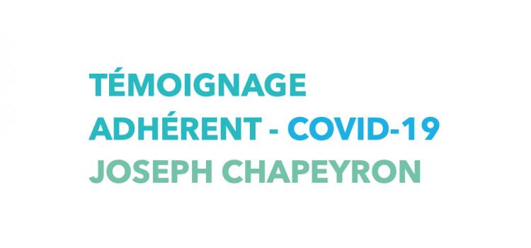 Témoignage de Joseph Chapeyron – Mahytec