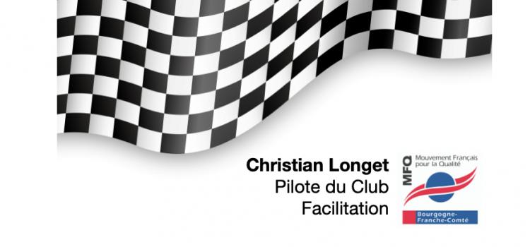 """Dans la série """"les pilotes restent dans la course"""", conversation avec Christian Longet pilote du club Facilitateur…"""