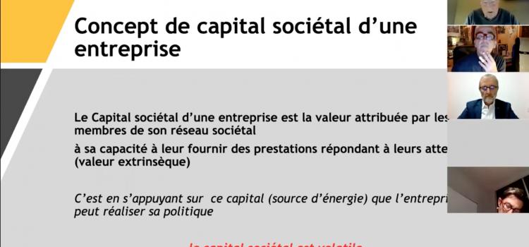 La conférence de Pierre Maillard, l'émoi de la qualité…