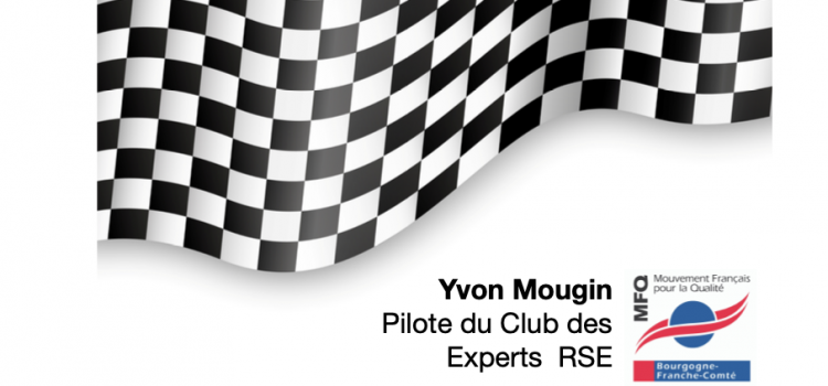 """Dans la série """"les pilotes restent dans la course"""", conversation avec Yvon Mougin pilote du club consultant RSE…"""