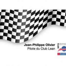Dans la série nos pilotes restent dans la course, conversation avec Jean-Philippe Olivier, tout nouveau pilote du club Lean…